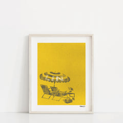"""Summerlin"" Art Print"