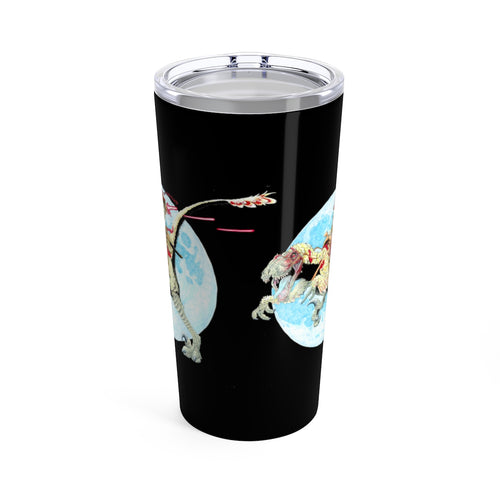 Black Historically Accurate Tumbler 20oz