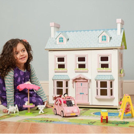 Doll Houses for Girls and Boys Too!