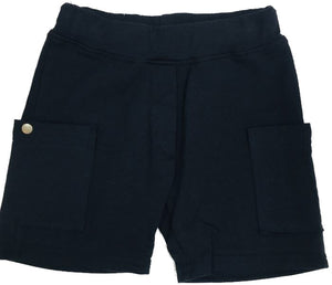 Nano Cotton Cargo Short Navy