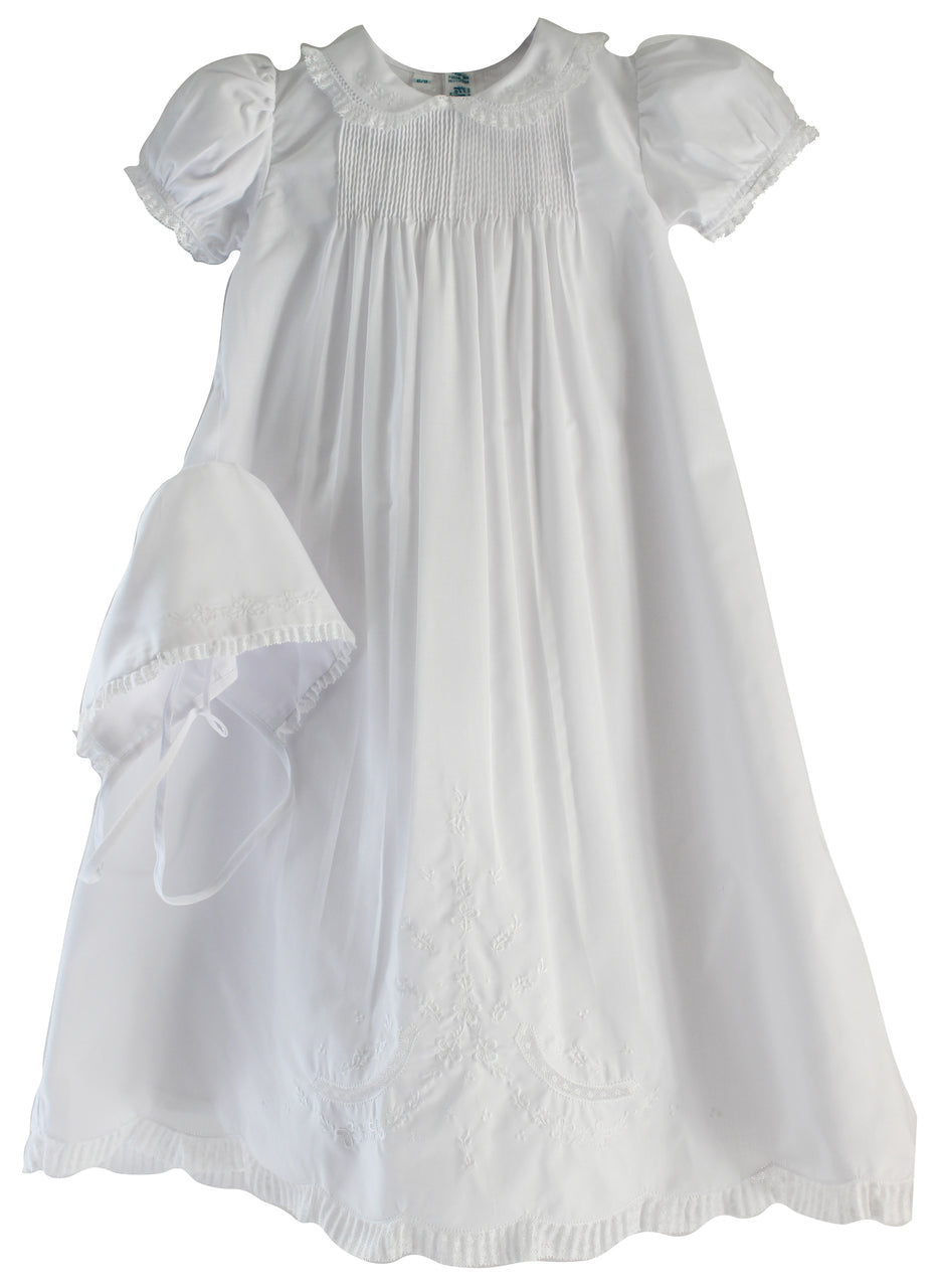 Feltman Brothers Pintucked Gown 5974