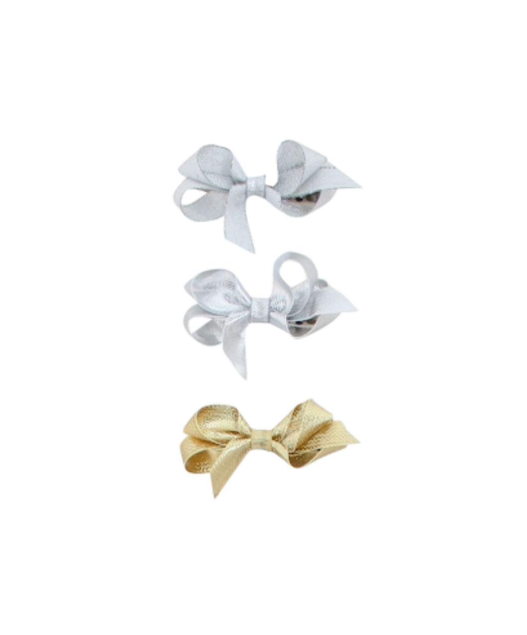 Bows Arts Metallic 2 Inch Bows