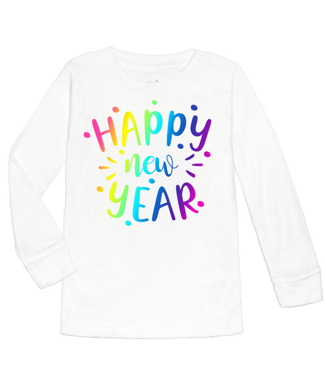 Sweet Wink Happy New Year Shirt