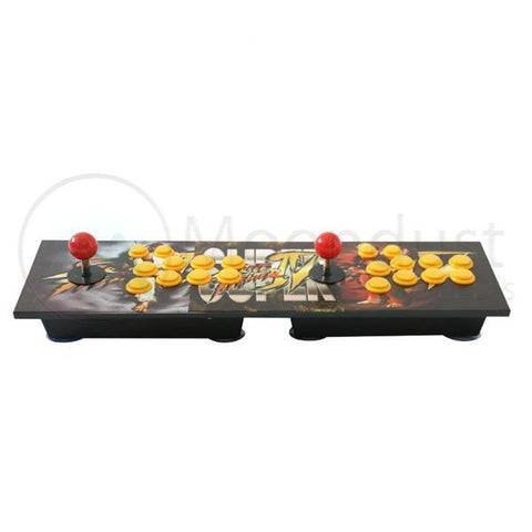2-player USB Arcade Joystick for PC / Laptop