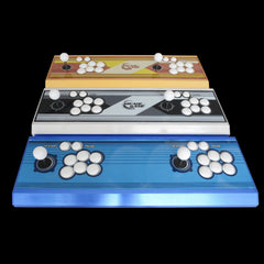 986-game 2-player Arcade Retro Console - Choose your custom colour