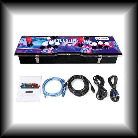 1388-game 2-player Arcade Retro Console