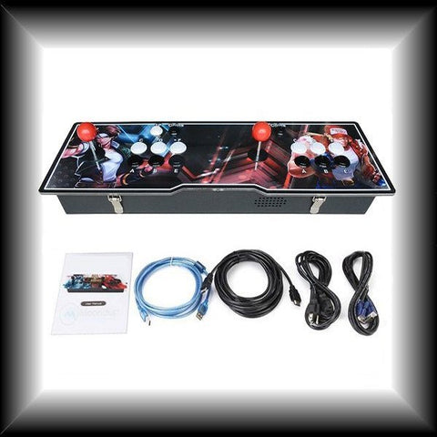 1299-game 2-player Arcade Retro Console