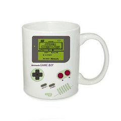 Heat-sensitive Game Boy mug