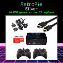 RetroPie Silver Bundle - Ultimate Emulation Console