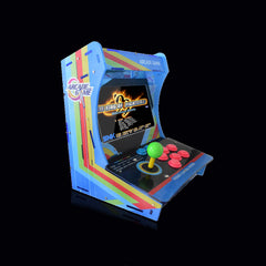 815-game 1-player Arcade Retro Console with LCD screen