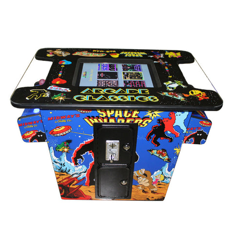 60-game 2-player Ultimate Table Arcade Console