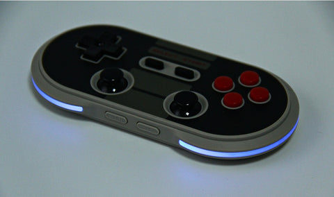 LED Light Up Wireless Controller