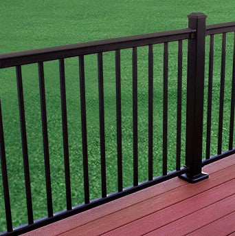 Fairway: SlimLine (Aluminum Railing)
