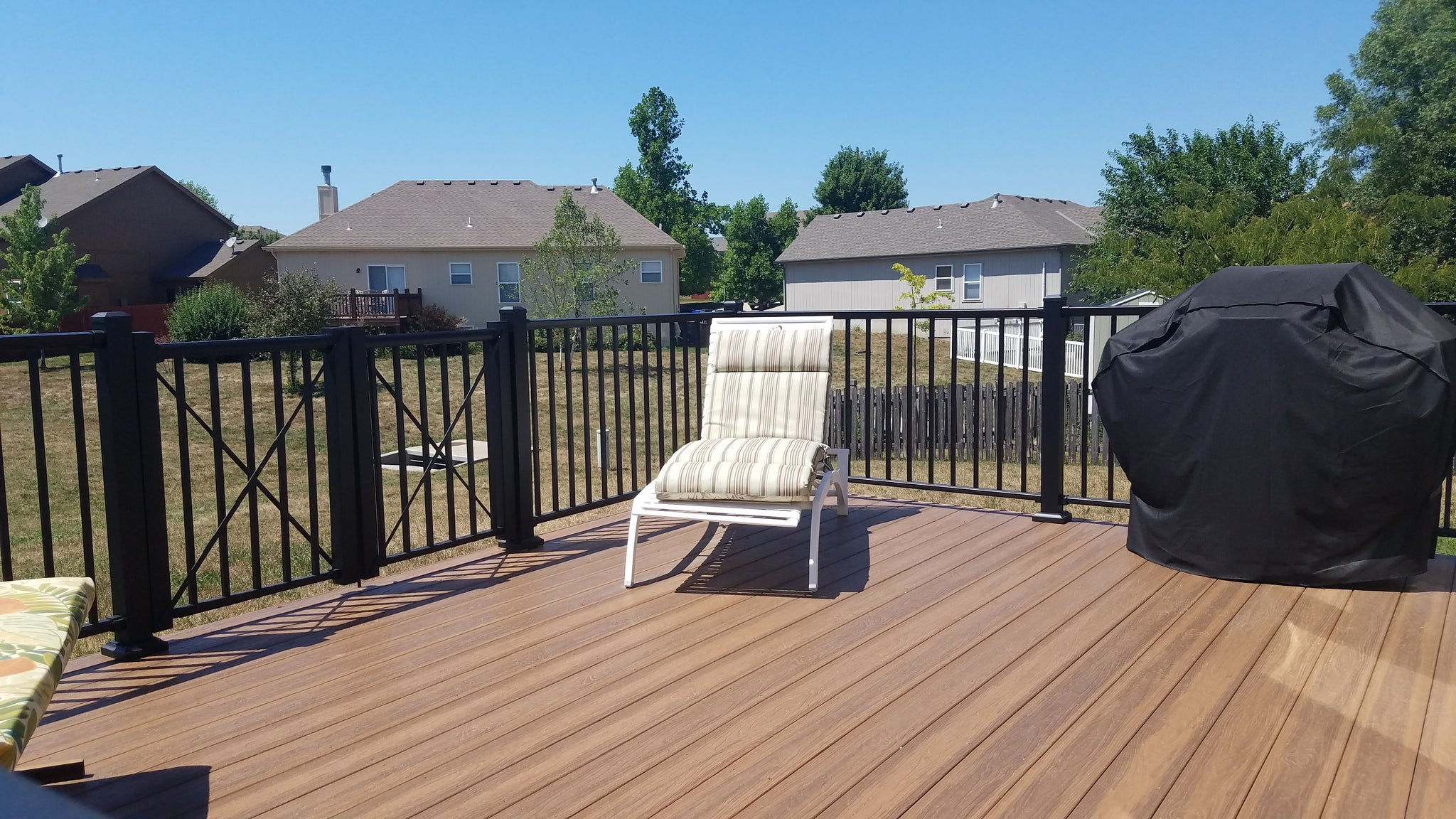 Image of: Deck Railing Cost Comparison Railing Product Types Railing Need Deck Rail Supply