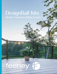 DesignRail Kits Brochure Read all about this amazing Collection of cable Railing!