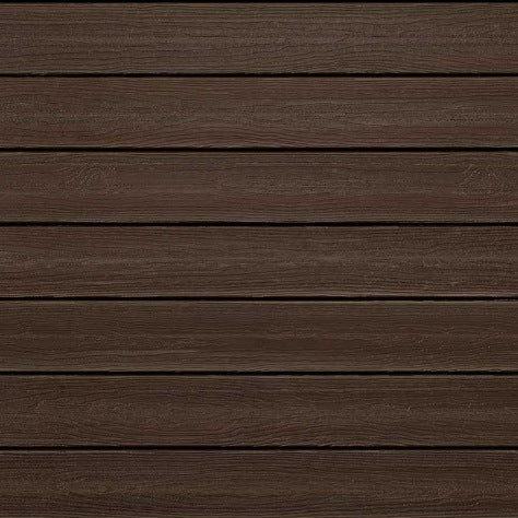 Evergrain Envision Rustic Walnut, Capped Composite Decking in Distinction Collection