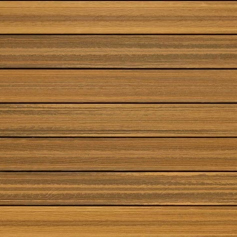 Evergrain Envision Spiced Teak, Capped Composite Decking in Distinction Collection