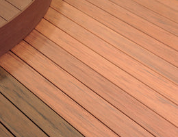 Capped Composite Decks and Decking