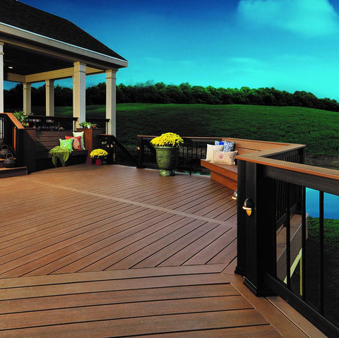 Evolutions Builder Rail Composite Deck Railing TimberTech