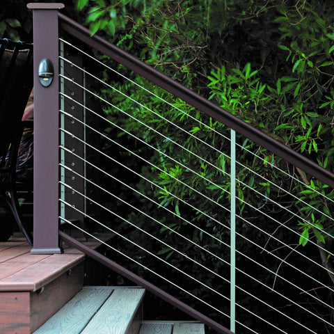 TimberTech Composite Evolutions Contemporary Rail