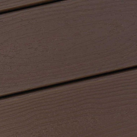 Expression Caribou Brown Capped Composite Decking by Envision