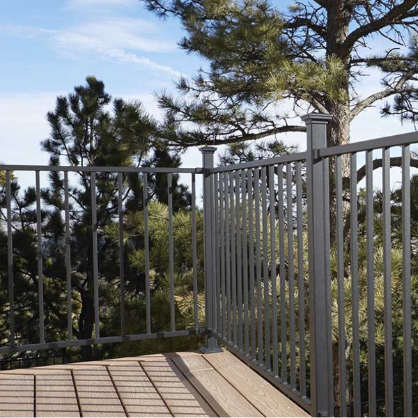 Fortress Fe26 Iron Railing System