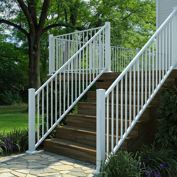 Al13 Aluminum Railing by Fortress