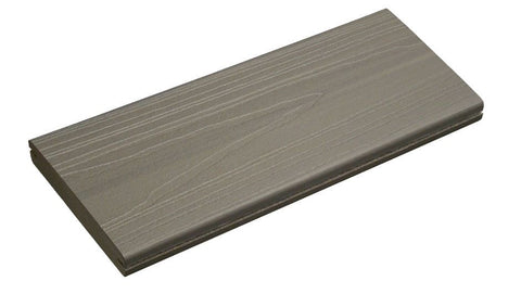 ProTect Fiberon Capped Composite Board View Gray Birch