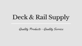 Deck & Rail Supply