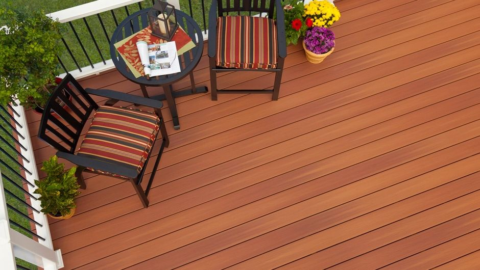 Fiberon ProTect Advantage Decking in Composite, Capped by Fiberon