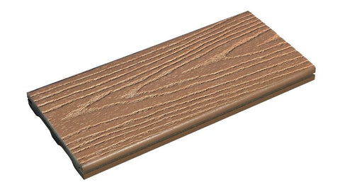Fiberon Good Life Capped Composite Decking Board View Cabin