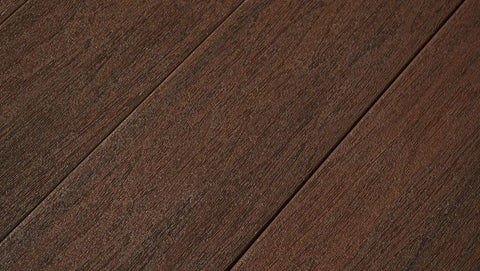 Fiberon Symmetry Burnt Umber Grain Detail