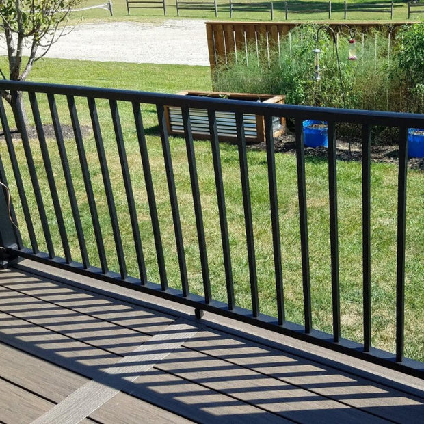 36 in. Tuscany Rail Kit by Westbury, Deck Railing C10 Tuscany is available in many sizes and colors