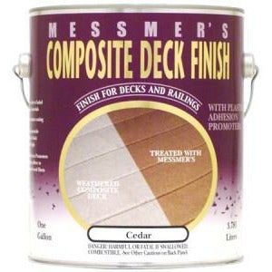 Messmer's Composite Deck Finish