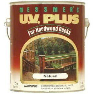 Messmers UV Plus Hardwood Deck Stain