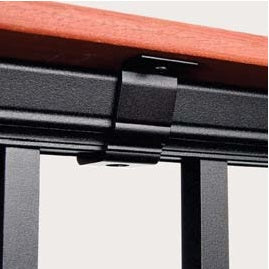 DekPro Prestige Drink Rail with Bracket