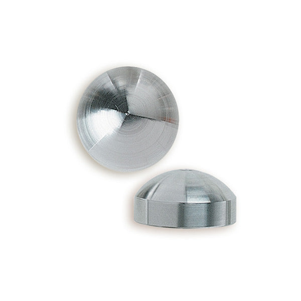 feeney Stainless Steel Dome End Caps 4/pk