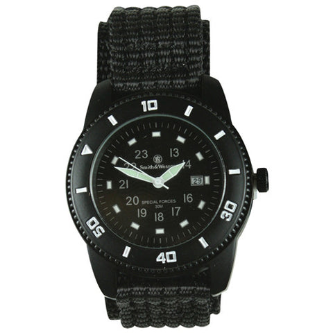 Smith & Wesson Commando Nylon Band Watch