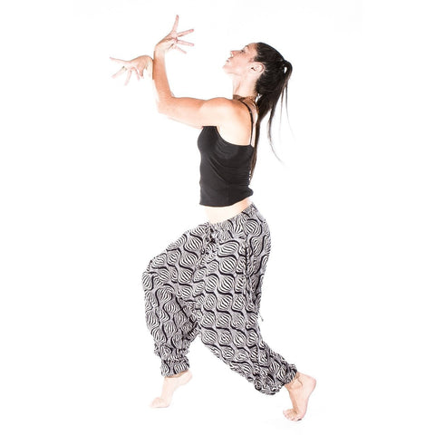 Unisex | Full Moon by Harem Pants