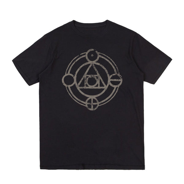 ALCHEMY BLACK T-SHIRT