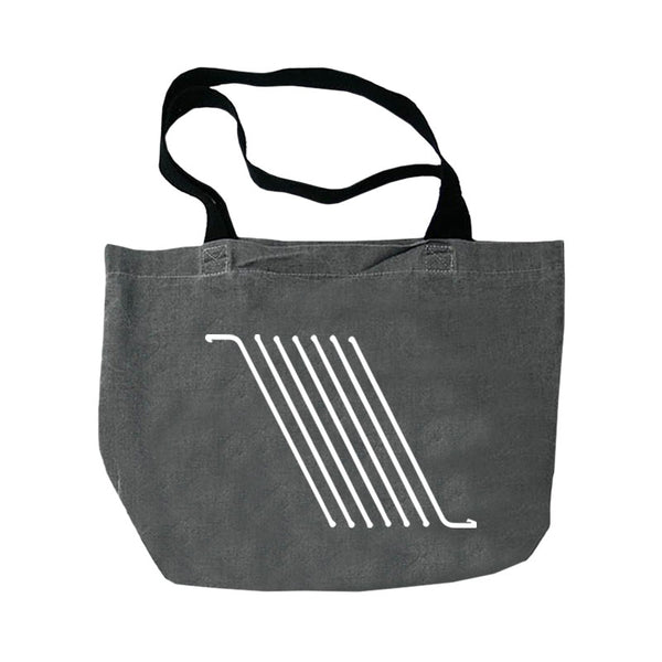 LOGO BARS TOTE BAG