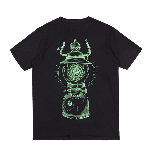 Thrice glow in the dark black t-shirt