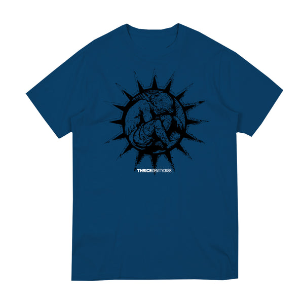 Identity Crisis Cool Blue Tee