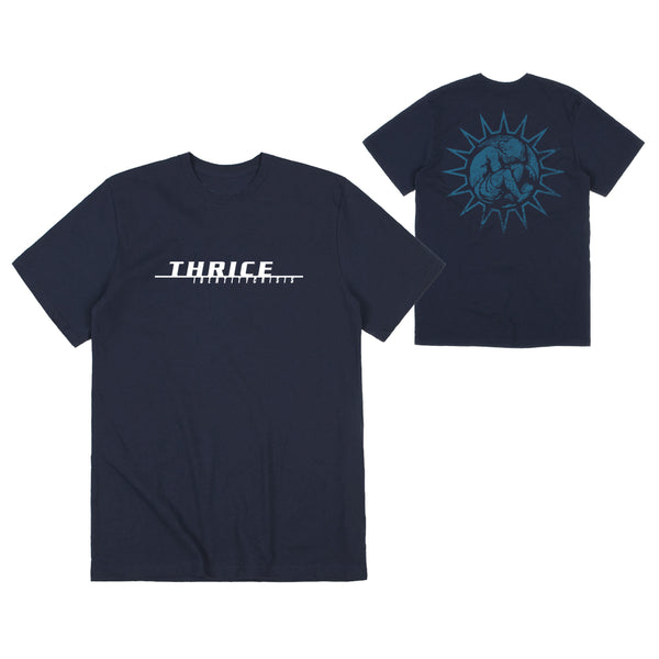 Identity Crisis Cover Navy Tee