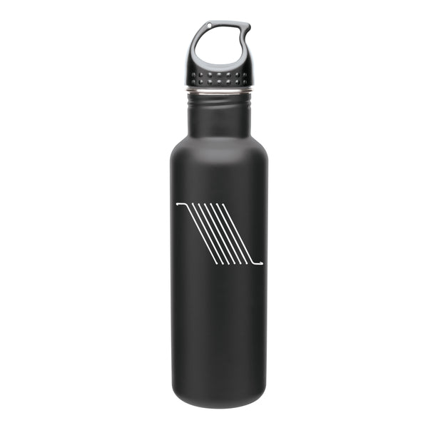 LOGO BARS WATER BOTTLE