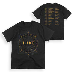FALL '17 TOUR BLACK T-SHIRT