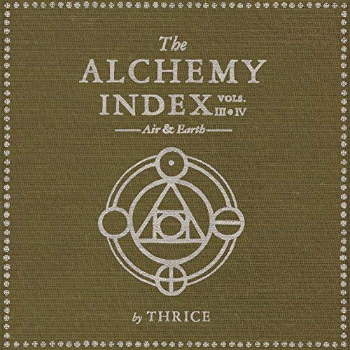 THE ALCHEMY INDEX, VOLS. 3 & 4:  AIR & EARTH