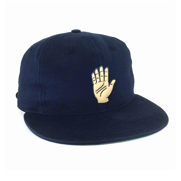 THRICE & EBBETS PALM BALL CAP