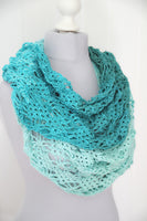 Product picture infinity scarf wind&sea by Maschen mit Liebe at http://thepatternfactory.net