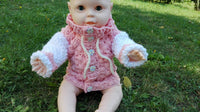 Children Jacket crochet pattern from Puschi´s Product picture on http://thepatternfactory.net